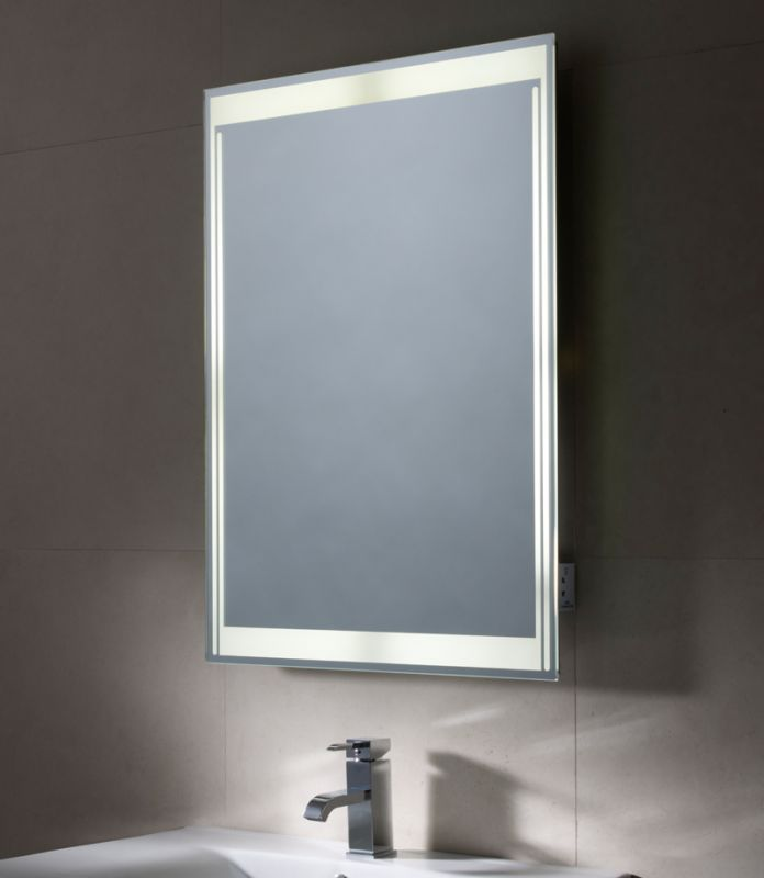 Bathroom Mirror Backlit equalise backlit mirror - tavistock bathrooms