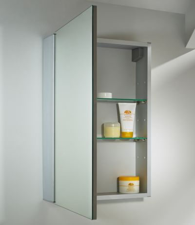 Balance Single Mirror Door Cabinet