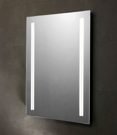 Diffuse LED Mirror