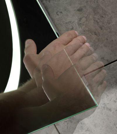 Transmit LED Mirror
