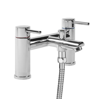 Lift Bath Shower Mixer & Handset