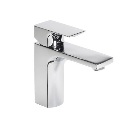 Siren Basin Mixer with Click Waste