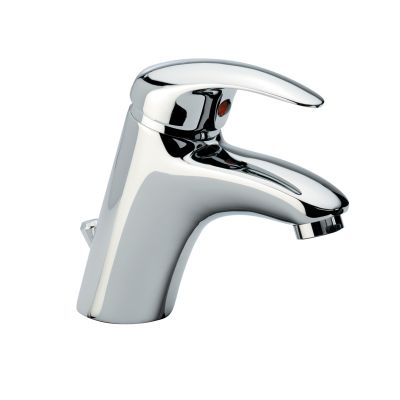 Cruz Basin Mixer with Pop Up Waste