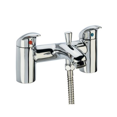 Cruz Bath Shower Mixer & Handset