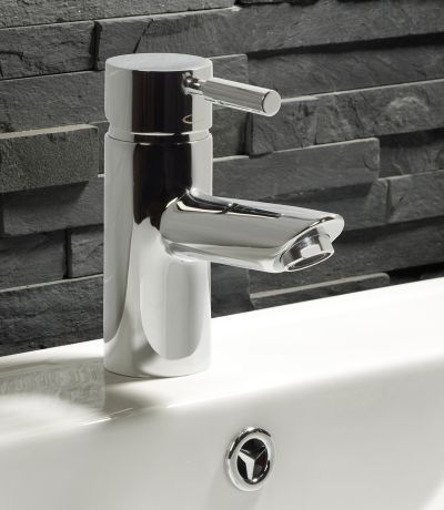 Kinetic Basin Mixer without Pop Up Waste
