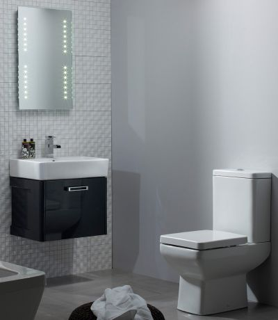 Q60 Wall Mounted Unit Graphite