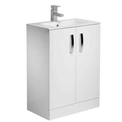 Swift 600 Freestanding Unit White