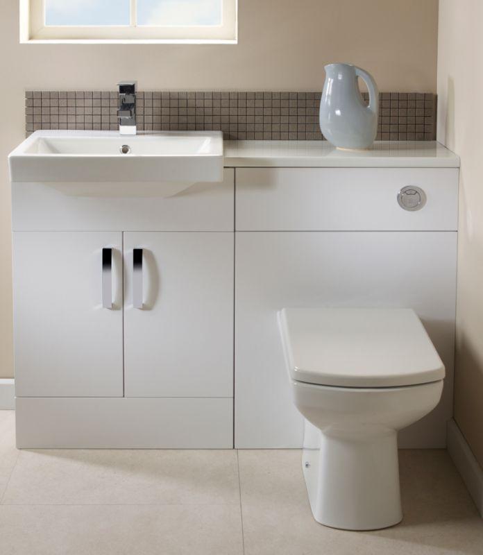 Charmant Bathroom Wall Unit
