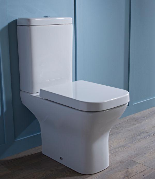 Structure Toilet Seat Tavistock Bathrooms
