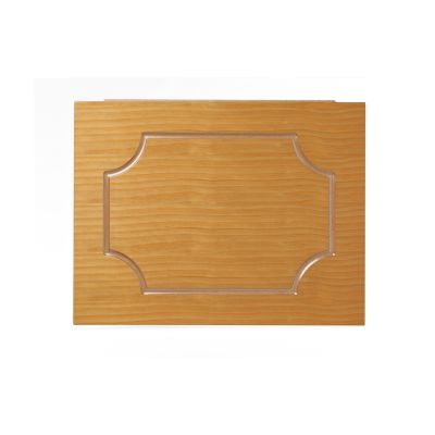 Milton 1700mm Front Bath Panel Antique Pine