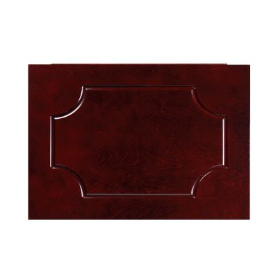 Miton 1700mm Front Bath Panel Mahogany