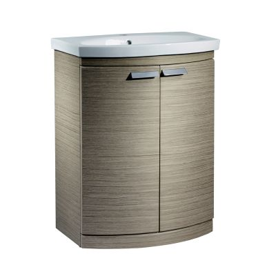 Tempo 650 Freestanding Unit Light Java