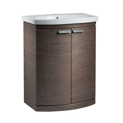 Tempo 650 Freestanding Unit Dark Java