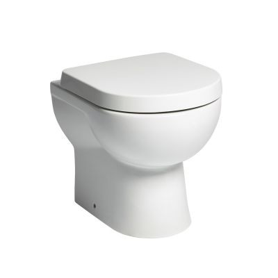 Ion Back To Wall WC Pan (Excluding seat)