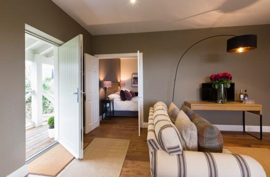 Air bnb extension - Living room