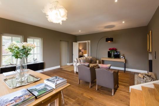 Air bnb extension - Living space