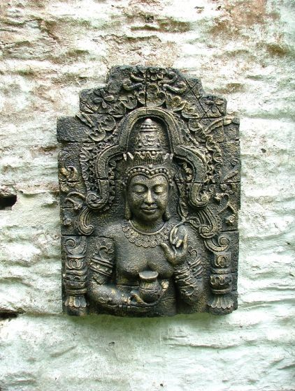 Cham Wall Plaque