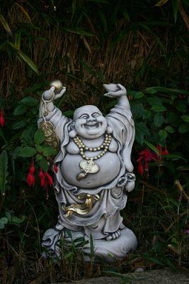 Cheering Buddha