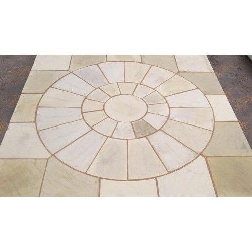Circle Paving Set