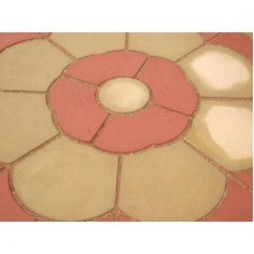 Rose Circle Paving Set