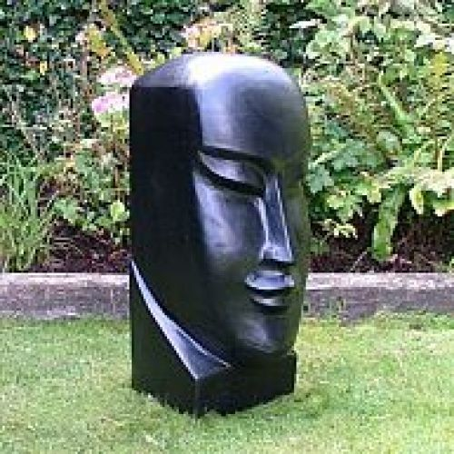 Easter Island Female Head - Large