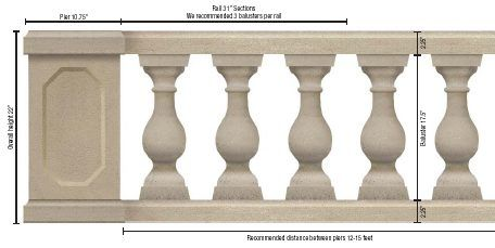 Windsor Balustrade