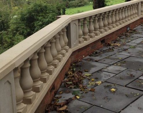 Abbey Balusters