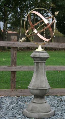 Roman Sundial - Large