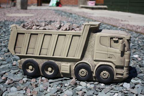 Scania Lorry Tipper