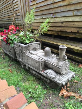 Gwr Steam Train Tor Stone