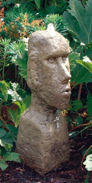 Rapa Nui Fountain