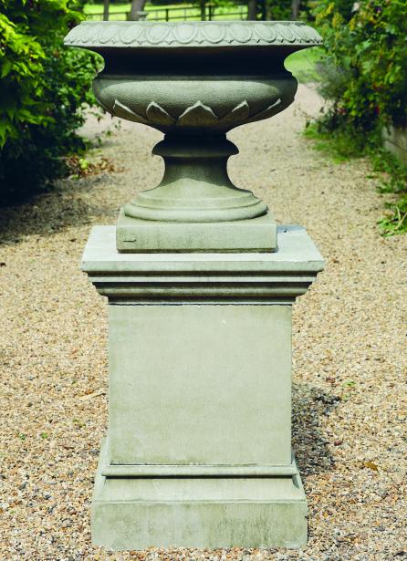 Trafalgar Urn & Plinth
