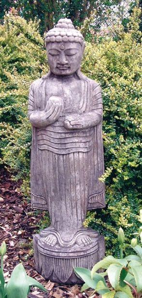 Upright Buddha