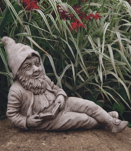 Relaxed Gnome