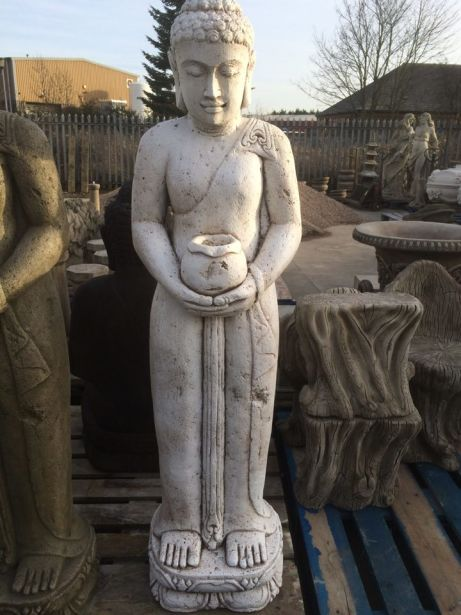 Large Standing Buddha