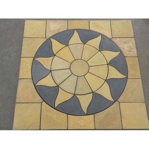 Sun Circle Paving Set