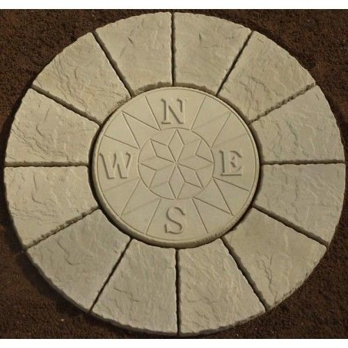 Cotswold Stone Compass