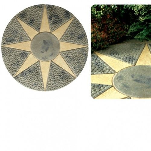 Astral Circle Paving Set