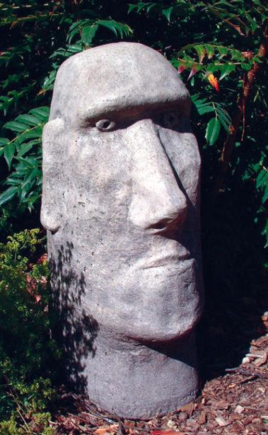 Grand Moai Head