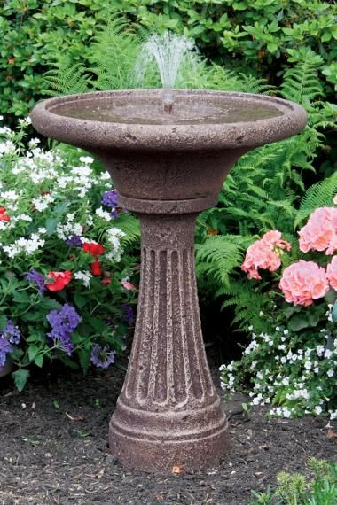 Chelsea Fluted Fountain