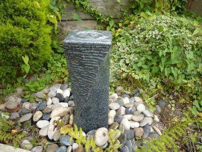 Grey Twist Fountain