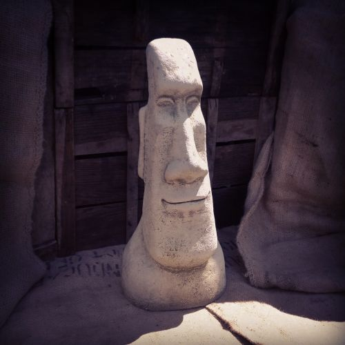 Easter Island Medium Head