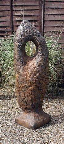 Umber Celtic Stone