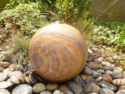 Sandstone Sphere - 30cm