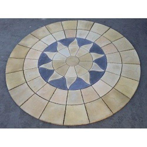 Large Aztec Circle