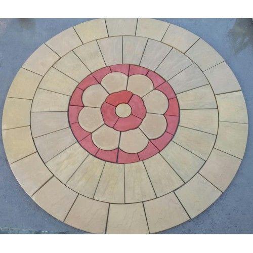 Large Rose Circle