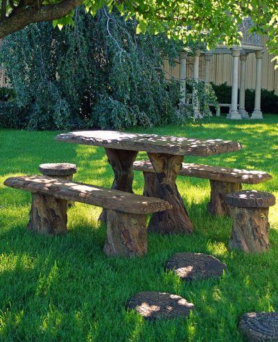 Woodlands Table Set