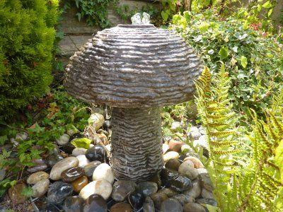 Cascading Mushroom