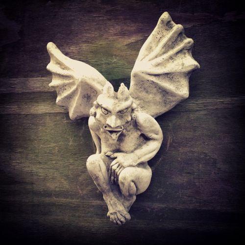 Winged Gargoyle B