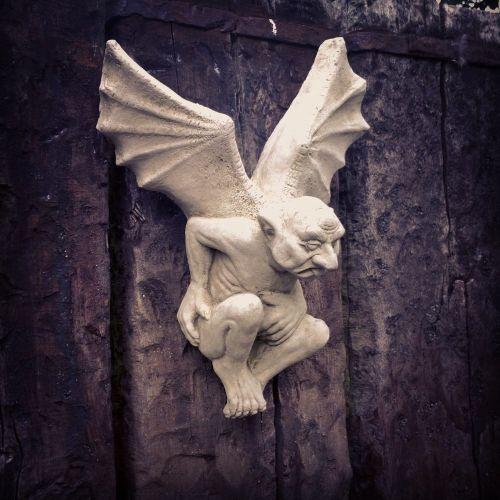 Winged Gargoyle A